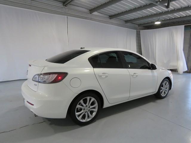 2011 Mazda3 s Grand Touring