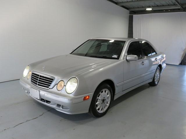 2002 Mercedes-Benz E-Class E 320 4MATIC