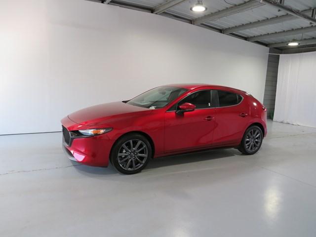 2021 Mazda3 Hatchback Preferred