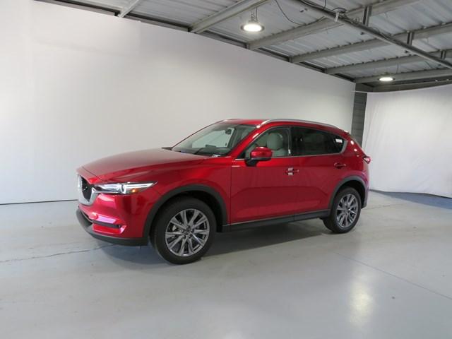 2021 Mazda CX-5 Grand Touring