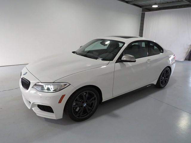 2017 BMW 2-Series M240i xDrive