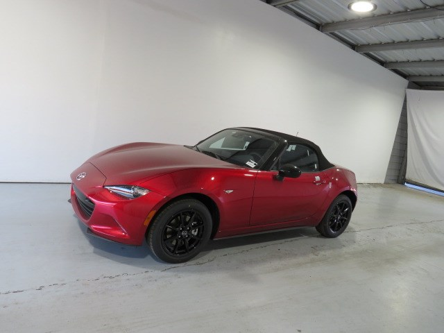 2021 Mazda MX-5 Miata Sport