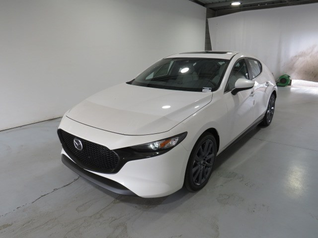 2021 Mazda3 Hatchback Mazda3 Hatchback