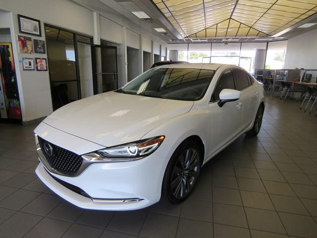 2020 Mazda6 Grand Touring Reserve