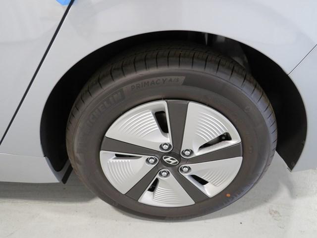 2020 Hyundai Ioniq Hybrid Blue
