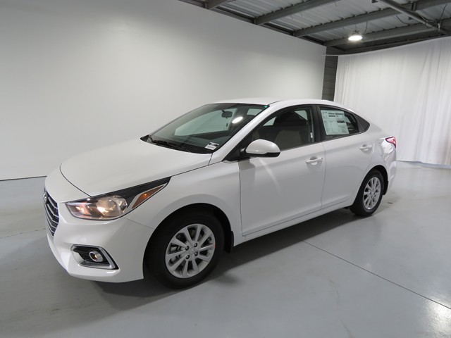 2020 Hyundai Accent SEL