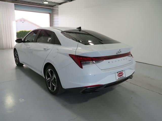 2021 Hyundai Elantra Limited