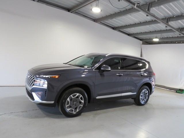 2021 Hyundai Santa Fe Hybrid Blue HEV