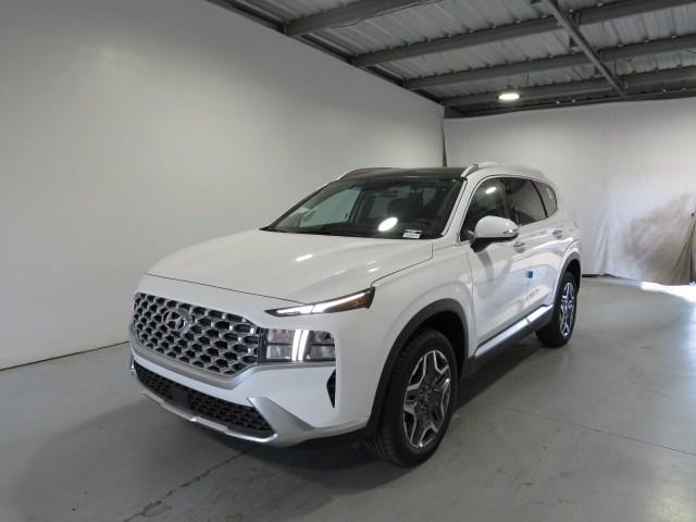 2021 Hyundai Santa Fe Hybrid SEL Premium HEV