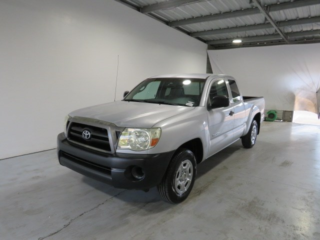 2008 Toyota Tacoma Extended Cab