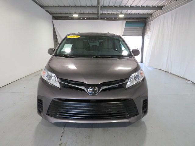 2019 Toyota 2019 Toyota Sienna LE 7-Passenger