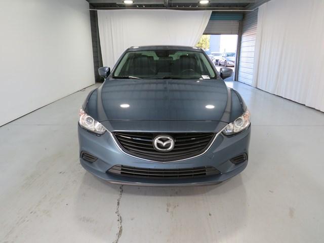 2017 Mazda6 Touring