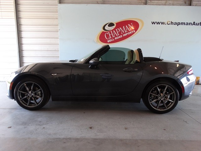 2016 Mazda Mazda Mx 5 Miata Grand Touring Z16553