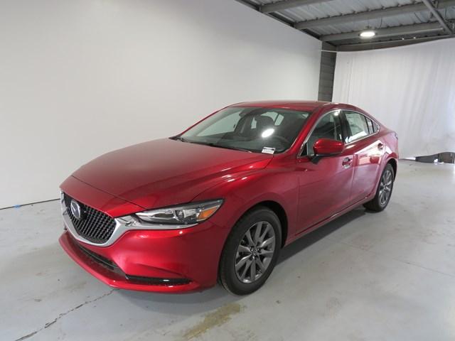 2020 Mazda6 Sport