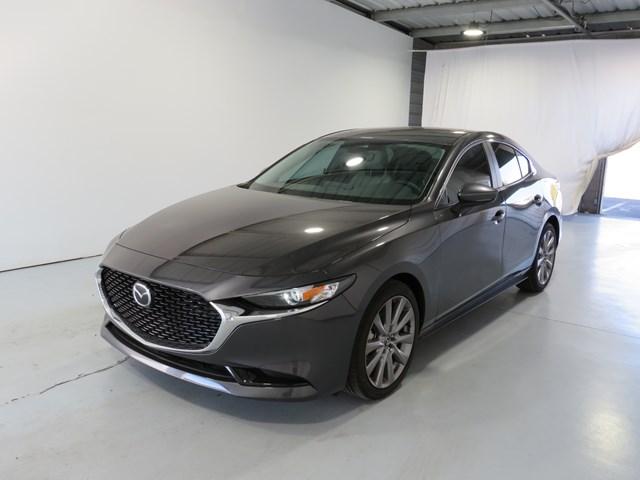 2021 Mazda3 Sedan Preferred
