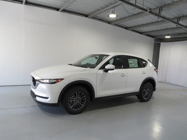 2021 Mazda CX-5 Sport