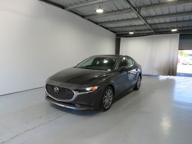 2021 Mazda3 Sedan Select