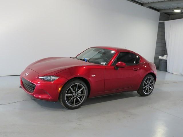 2020 Mazda MX-5 Miata RF Grand Touring