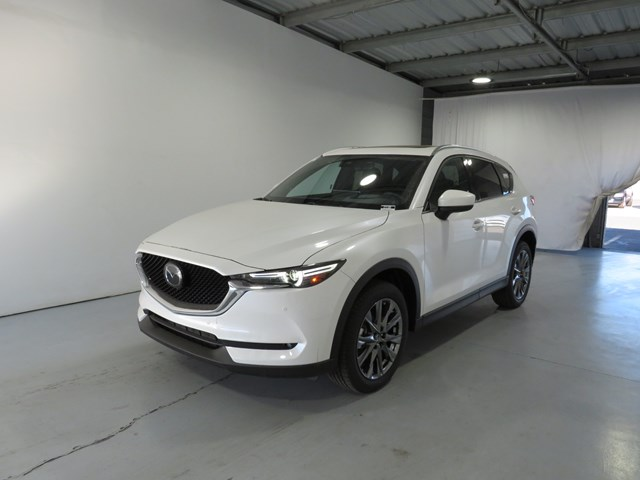 2021 Mazda CX-5 Signature