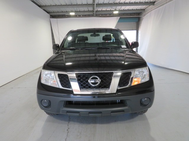 2016 Nissan Frontier S Extended Cab