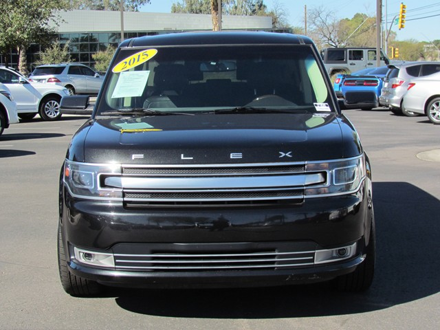 used 2015 ford flex limited for sale stock cp70505 mercedes benz of tucson. Black Bedroom Furniture Sets. Home Design Ideas