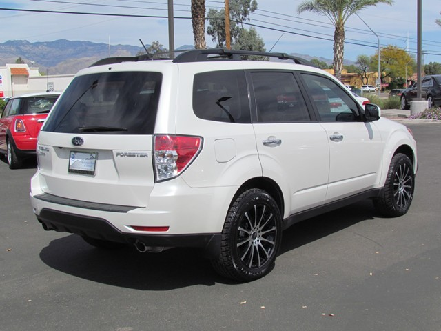 used 2012 subaru forester 2 5x limited for sale stock cp70505a mercedes benz of tucson. Black Bedroom Furniture Sets. Home Design Ideas