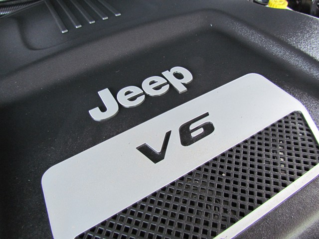 2014 Jeep Wrangler Unlimited Sport – Stock #CP70694