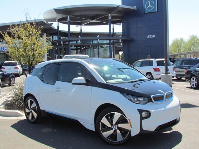 2015 BMW i3  Details