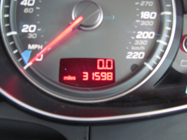 Used 2008 Audi R8 Quattro For Sale Stock Km167010a