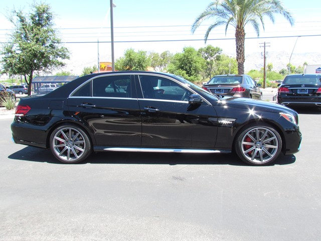 used 2016 mercedes benz e class amg e63 s for sale stock m1507420a mercedes benz of tucson. Black Bedroom Furniture Sets. Home Design Ideas