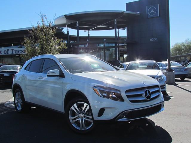 2016 mercedes benz gla250 4matic suv credit pre approval for Mercedes benz tucson az