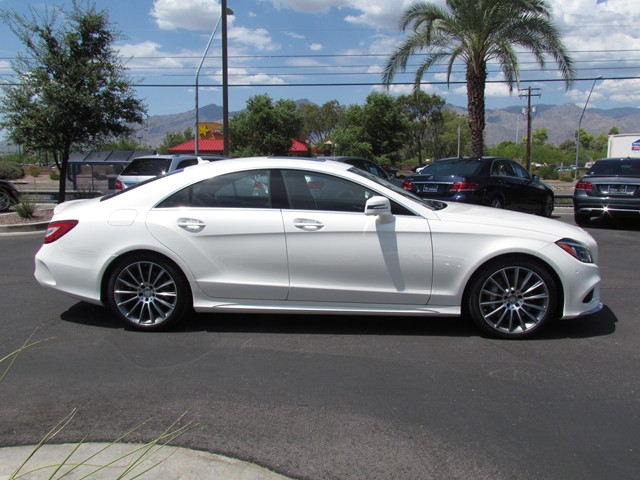 2016 mercedes benz cls cls 550 sedan for sale stock m1606320 mercedes benz of tucson. Black Bedroom Furniture Sets. Home Design Ideas