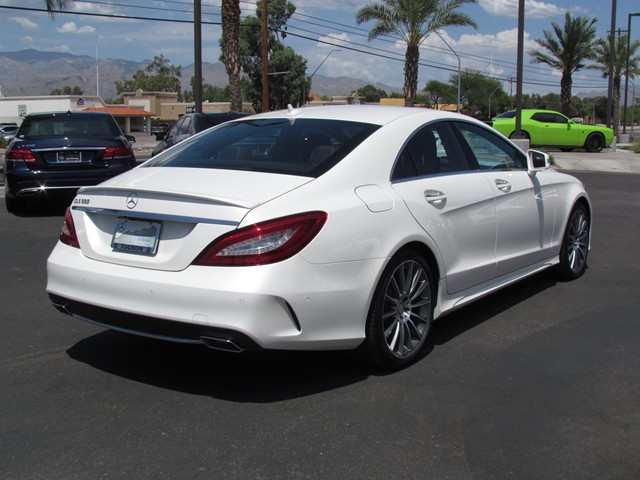 2016 mercedes benz cls cls 550 sedan for sale stock for Mercedes benz cls 550
