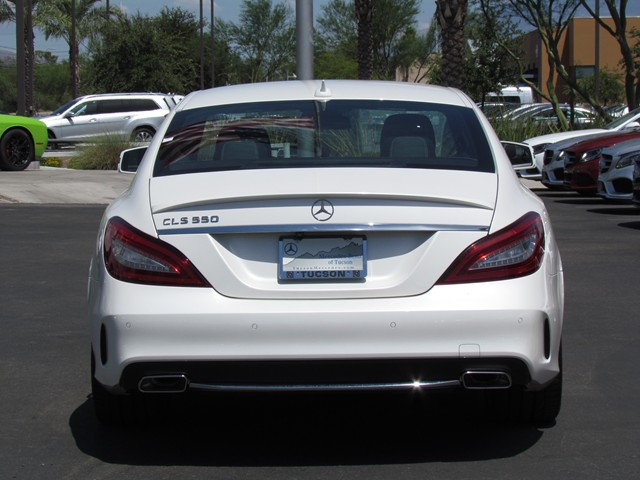 2016 mercedes benz cls cls 550 sedan m1606320 chapman for Mercedes benz cls 550