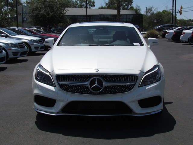 2016 Mercedes-Benz CLS CLS 550 Sedan – Stock #M1606320