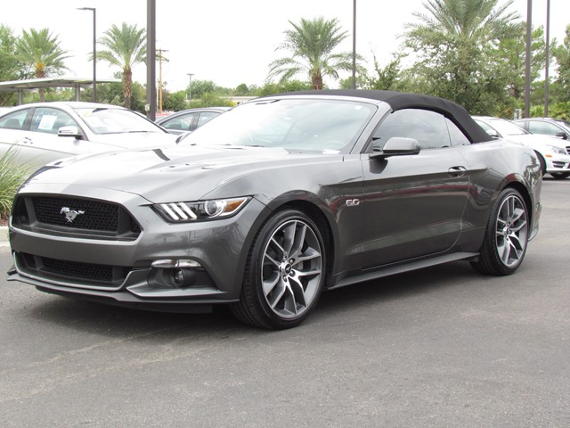 used 2015 ford mustang gt premium for sale stock m1606530a mercedes benz of tucson. Black Bedroom Furniture Sets. Home Design Ideas