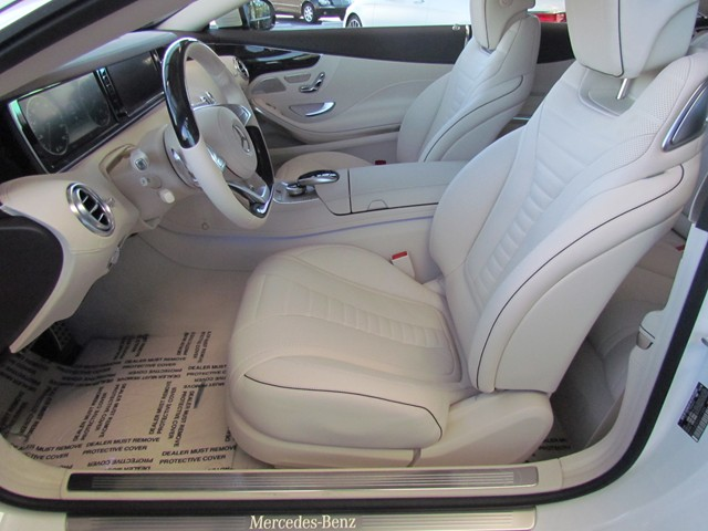 2016 Mercedes-Benz S-Class S 550 4MATIC Coupe – Stock #M1606550