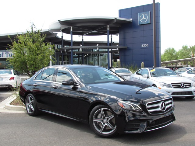 Browse E-Class Inventory