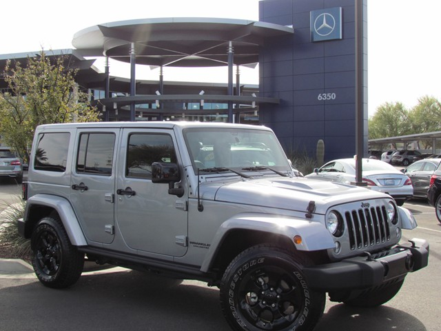 used 2015 jeep wrangler unlimited altitude for sale stock m1701230d merce. Cars Review. Best American Auto & Cars Review