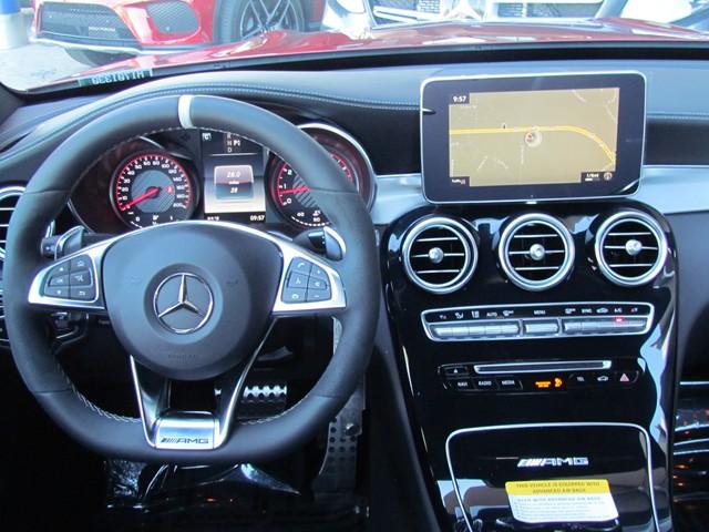 2017 Mercedes-Benz C-Class AMG C 63 S Sedan – Stock #M1701330