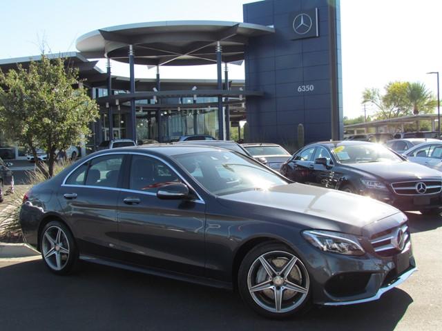 2015 Mercedes-Benz C-Class C 400 4MATIC Details