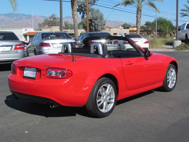 used 2009 mazda mx 5 miata grand touring for sale stock m1701760a mercedes benz of tucson. Black Bedroom Furniture Sets. Home Design Ideas