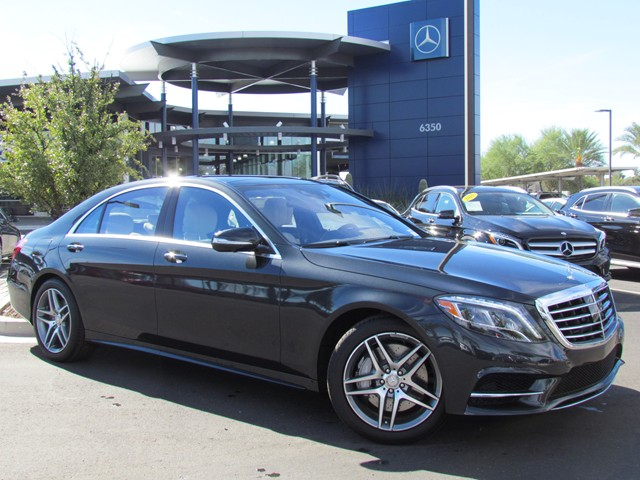 S550 mercedes s550 body style changes autos post for Mercedes benz stock symbol