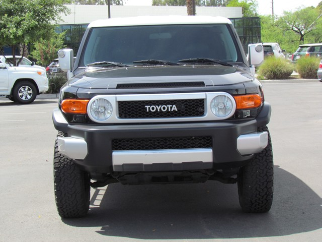 used 2007 toyota fj cruiser for sale stock m1701820d mercedes benz of tucson. Black Bedroom Furniture Sets. Home Design Ideas