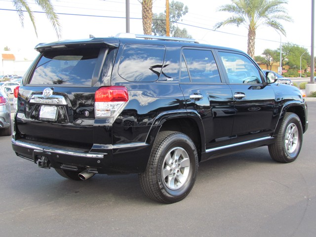 used 2011 toyota 4runner sr5 for sale stock m1701880a mercedes benz of tucson. Black Bedroom Furniture Sets. Home Design Ideas