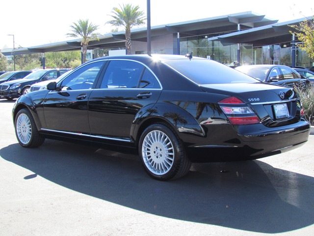 Used 2007 mercedes benz s class s 550 for sale stock for 2007 mercedes benz s class 550