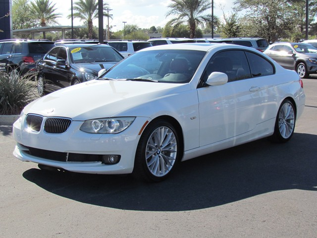 2011 BMW 3-Series Cpe 335i – Stock #M1702140A