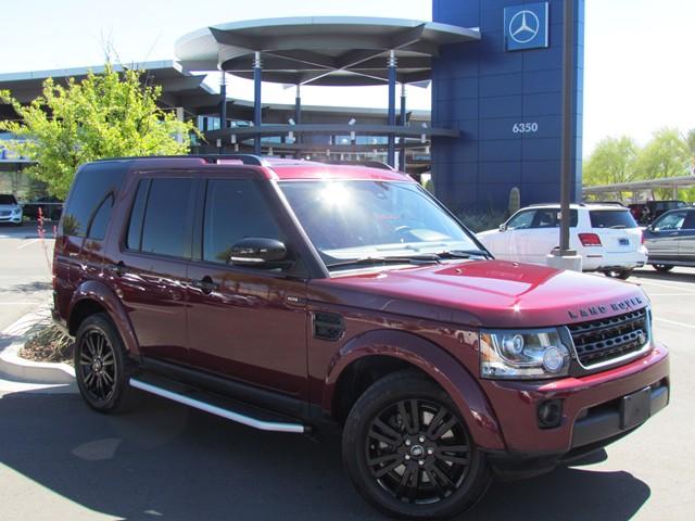 2015 Land Rover LR4 HSE LUX Details