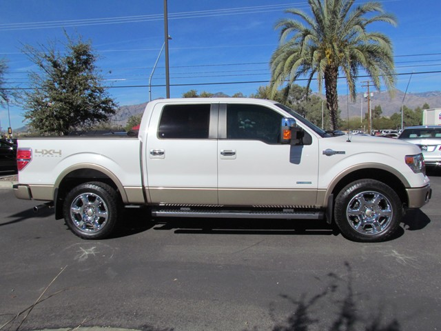 used 2013 ford f 150 king ranch crew cab for sale stock m1702570b audi of tucson. Black Bedroom Furniture Sets. Home Design Ideas