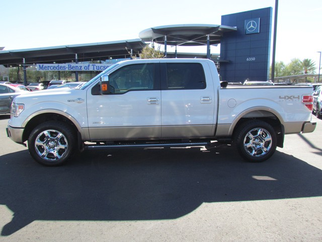 2013 Ford F-150 King Ranch Crew Cab – Stock #M1702570B